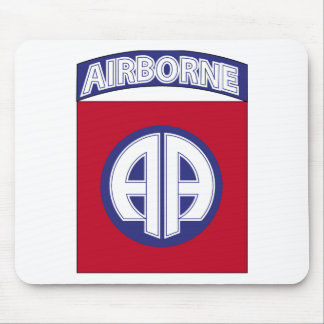 82nd Airborne Division - Combat Service Mouse Pad