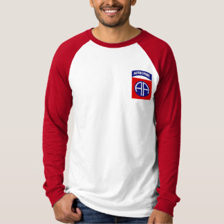 82nd Airborne Division Long Sleeve Tee