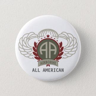 82nd Airborne Division Vintage 6 Cm Round Badge