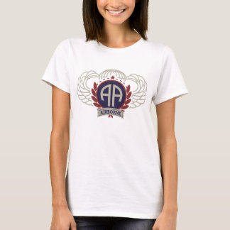 82nd Airborne Division Vintage Look T-Shirt