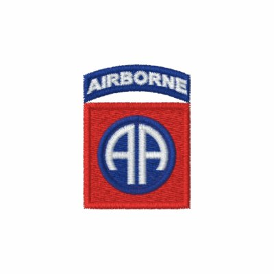 82nd Airborne Polo Shirt