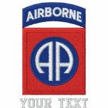 82nd Airborne Polos