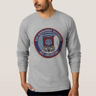 82nd Airborne Proud Service Men and Women T-Shirt