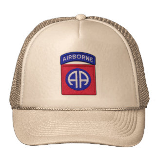 82nd airborne veterans vets patch Hat