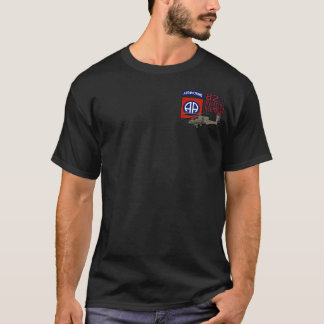 82nd Aviation Regiment Apache T-Shirt
