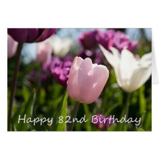 82nd Birthday Card