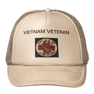 82nd DUSTOFF MILITARY UNIT KANGAROO PATCH MESH HAT