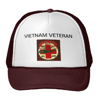 82nd DUSTOFF MILITARY UNIT PATCH MESH HAT