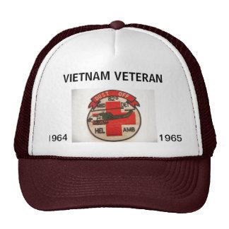 82nd DUSTOFF ORIGINAL PATCH MESH HAT