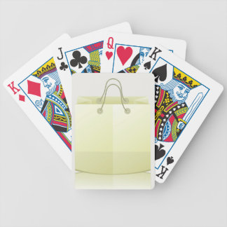 82Paper Shopping Bag_rasterized Bicycle Playing Cards