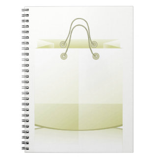 82Paper Shopping Bag_rasterized Notebook