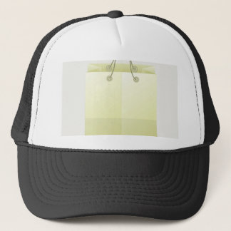 82Paper Shopping Bag_rasterized Trucker Hat
