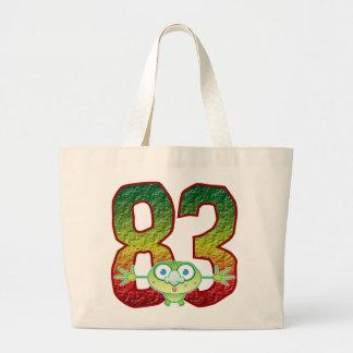83 Age Ghoul Jumbo Tote Bag