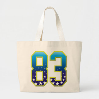 83 Age Star Canvas Bags