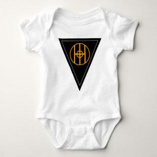 83rd Infantry Division Baby Bodysuit