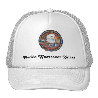 8443- Florida Westcoast Riders Cap
