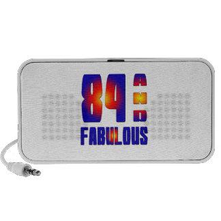 84 And Fabulous Mini Speaker