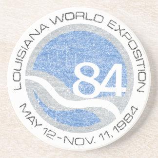 84 Worlds Fair Coaster