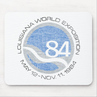 84 Worlds Fair Mouse Pad