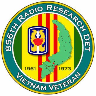 856th RRD 1 - ASA Vietnam Standing Photo Sculpture