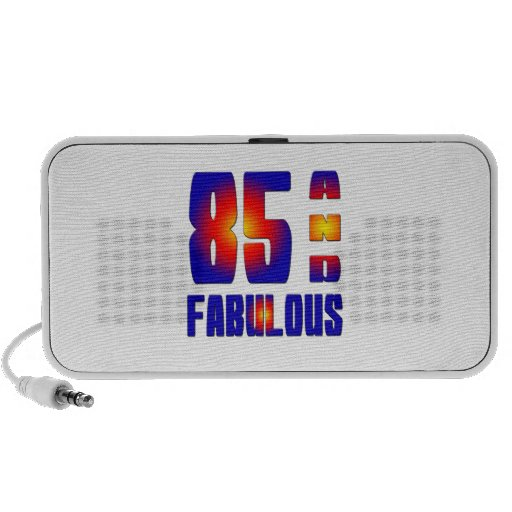 85 And Fabulous iPod Speakers