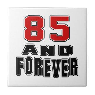 85 birthday designs tiles