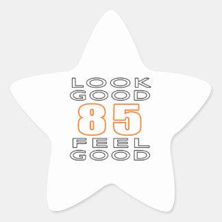 85 Look Good Feel Good Stickers