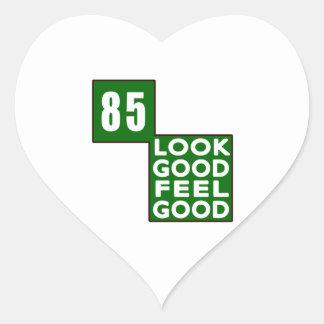 85 Look Good Feel Good Sticker