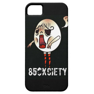 85 SXCIETY EGG GHOST IPHONE 5/5S CASE