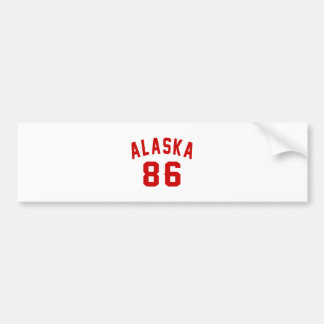 """""""85 year""""""""85 birthday gear""""""""85th""""""""85th birthday bumper sticker"""