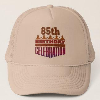 85th Birthday Celebration Gifts Trucker Hat