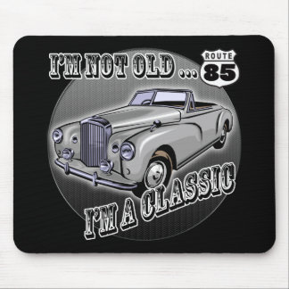 85th Birthday T-shirts and Gifts Mouse Pad