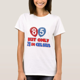 85th year birthday designs T-Shirt