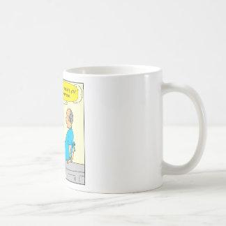 861 blood is mayonnaise cartoon coffee mug