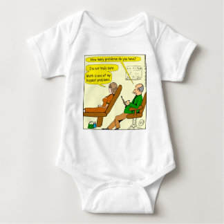 865 how many problems do you have - CARTOON Baby Bodysuit