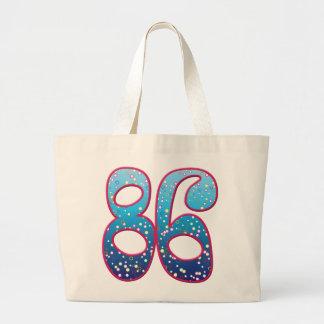 86 Age Rave Canvas Bag