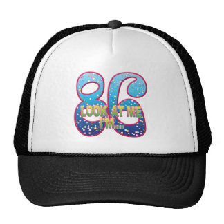 86 Age Rave Look Cap