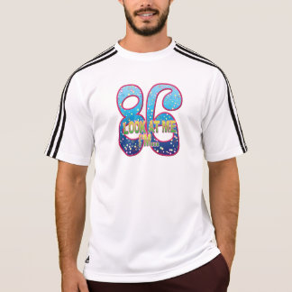 86 Age Rave Look Tee Shirt