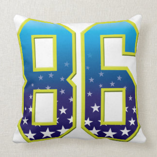 86 Age Star Pillows