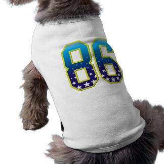 86 Age Star Dog Clothing