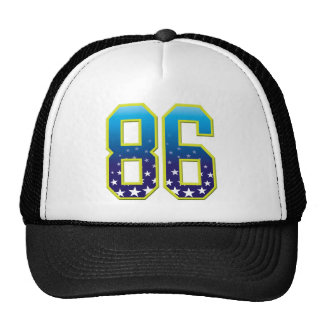 86 Age Star Hats