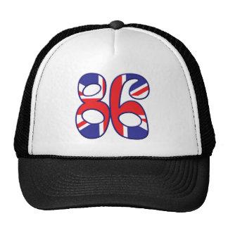 86 Age UK Cap