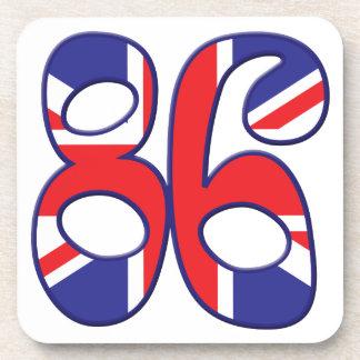 86 Age UK Drink Coaster