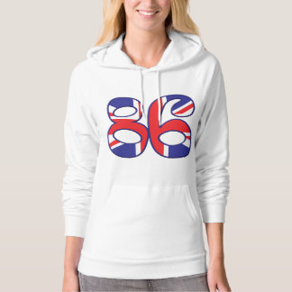 86 Age UK Hooded Pullover