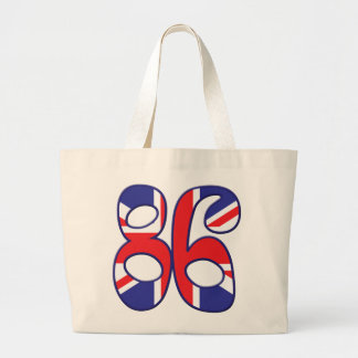 86 Age UK Jumbo Tote Bag