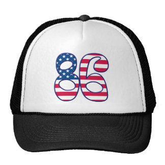 86 Age USA Cap