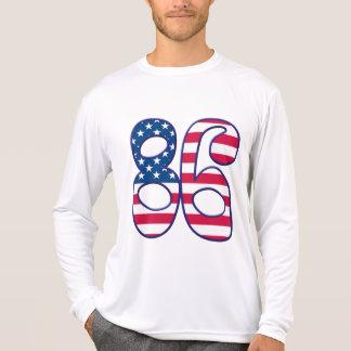 86 Age USA T-shirt