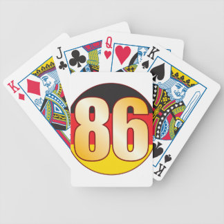 86 GERMANY Gold Deck Of Cards