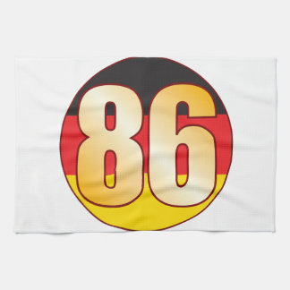 86 GERMANY Gold Towels