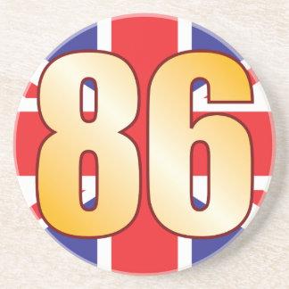 86 UK Gold Coasters